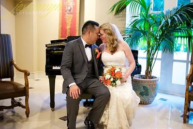 Wendy and Bryan Wedding