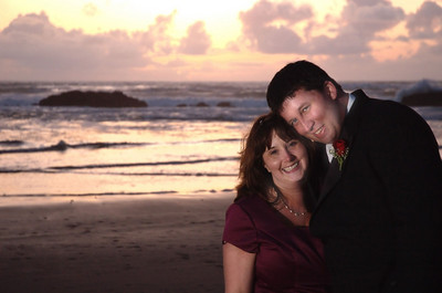 Wendy and John's Wedding Day