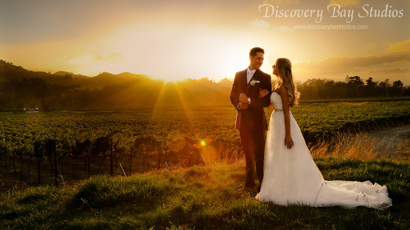 Wente Vineyards Wedding, Livermore, CA