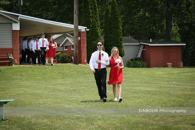 Erin and Stephens Wedding Ceremony