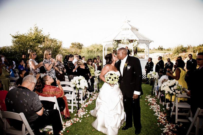 Westridge Golf Course wedding