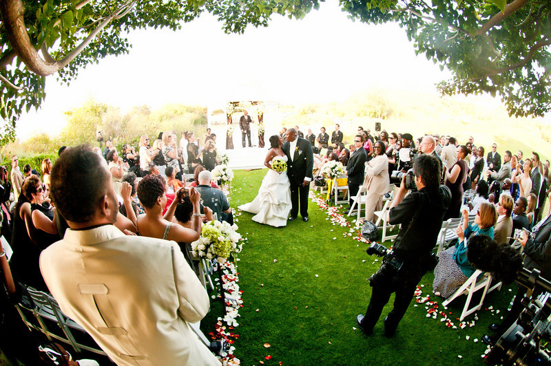 Westridge Golf Club in La Habra, an Orange County wedding location and reception venue, the ideal location for the perfect wedding.