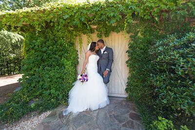 Whitney and Antonio Wedding Day-428