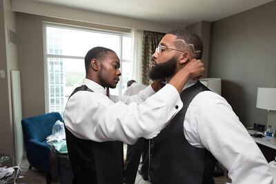 Whitney and Antonio Wedding Day-28