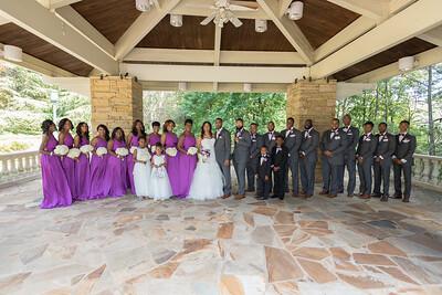 Whitney and Antonio Wedding Day-336