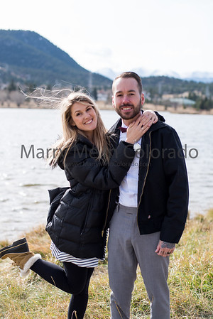 Whitney and Robert - October, 2017