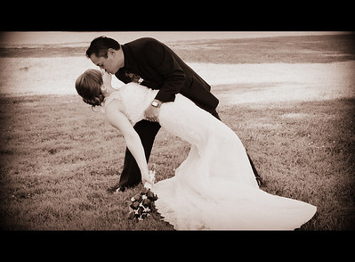 Wikston Ford wedding