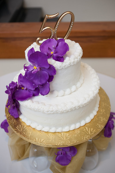 Wilkin's 50th Wedding Anniversary
