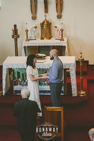 Will & Caro's Wedding