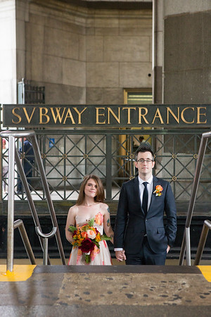 will + willa wedding in nyc