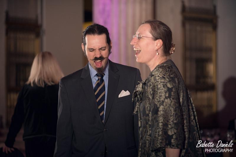 Williamson Wedding - Franklin Institute