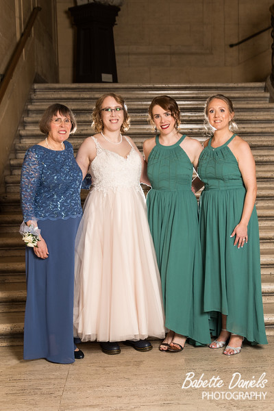 Williamson Wedding - Franklin Institute