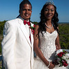 Markez and Nicole Wilson