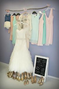 Wilson Bridal Party Preparation