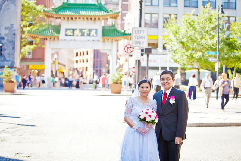 Win_Chan Wedding
