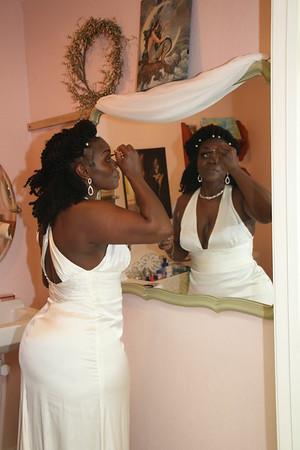 Winona and Robert's Cocoa Beach Wedding @ Surfside Wedding Chapel~