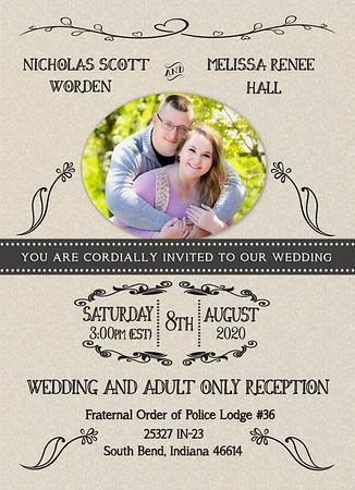 Worden wedding 2 invite