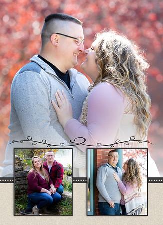 Back Worden wedding 3 invite