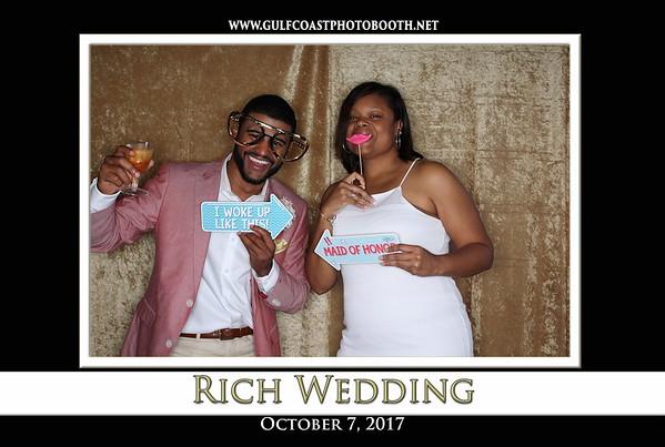 Xen Rich Wedding 2017