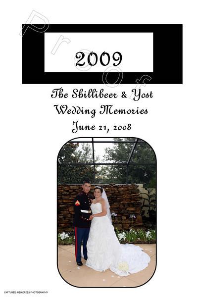 YOST WEDDING CALENDAR