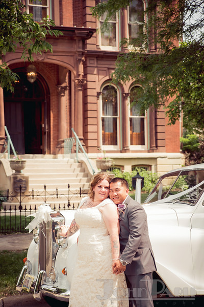 chicago mansion wedding Pictures