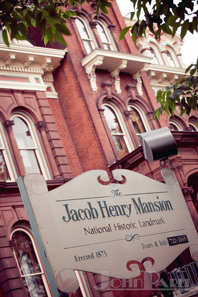 Jacob Henry Mansion Joliet Illinois Wedding Photographer