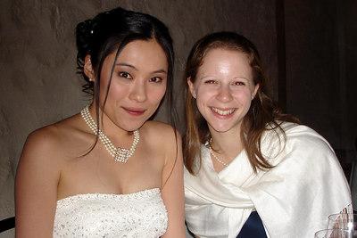 Yasuko and Emily - Murten, Switzerland ... March 3, 2007 ... Photo by Rob Page III