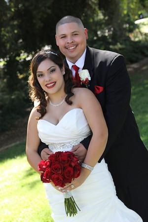 Yesenia and Andrew