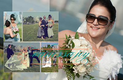 yoli wedding album layout 017 (Sides 33-34)