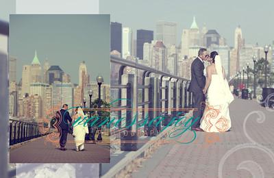 yoli wedding album layout 018 (Sides 35-36)