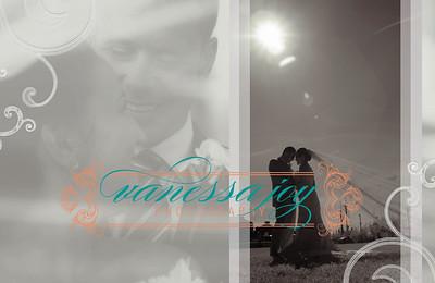 yoli wedding album layout 022 (Sides 43-44)