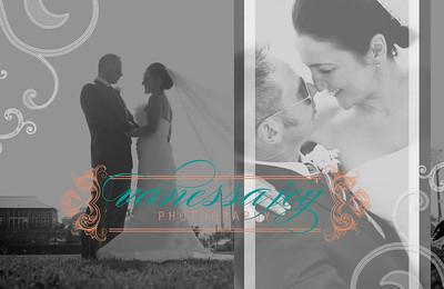 yoli wedding album layout 023 (Sides 45-46)
