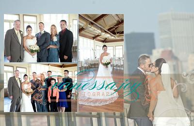 yoli wedding album layout 024 (Sides 47-48)