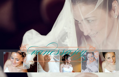yoli wedding album layout 012 (Sides 23-24)