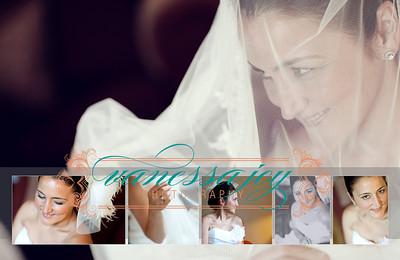 yoli wedding album layout 012 (Sides 23-24)