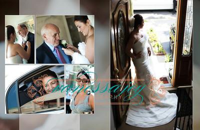 yoli wedding album layout 013 (Sides 25-26)