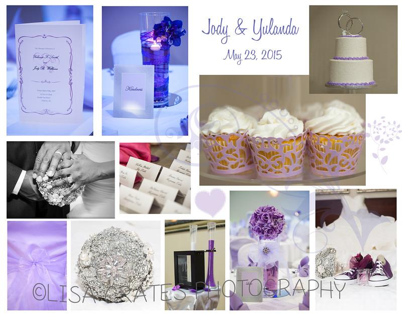 Jody & Yulanda Collage-11x14