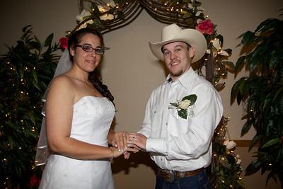 Zach & Krystal Covington Wedding