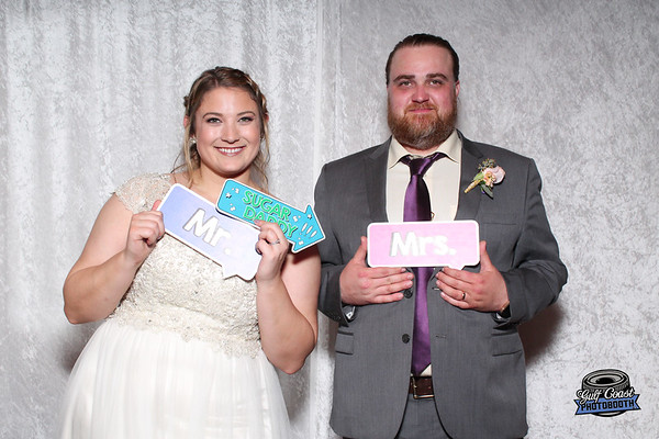 Zack & Lindsey Wedding Single Prints 2017