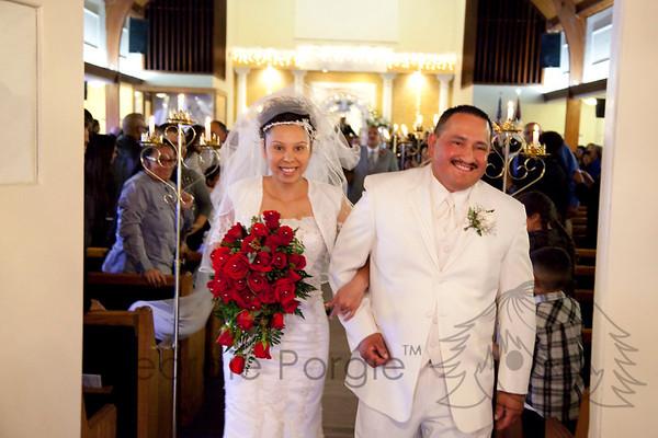 Zamoras Wedding