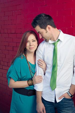 Zarah and Tim Engagement