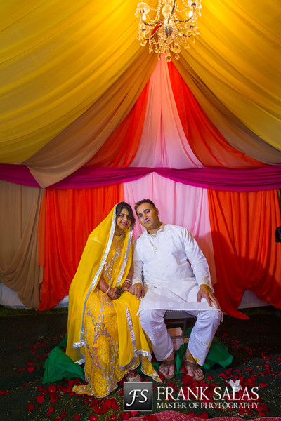 Zeenat and Siraj wedding