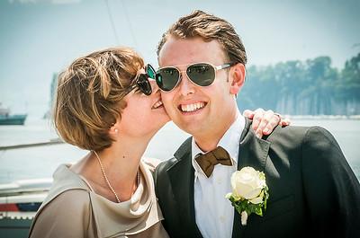 Zivile Hochzeit von Barbara & Julian