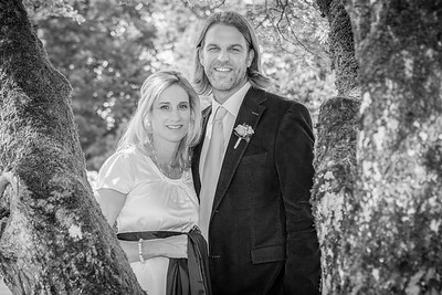 Zivile Hochzeit von Moni & Reto