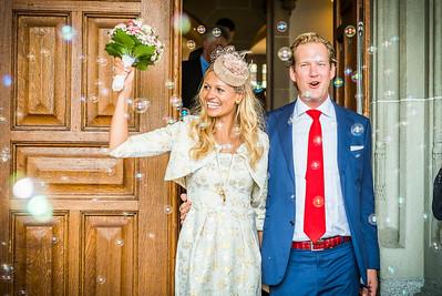 Zivile Hochzeit von Fiona & Björn