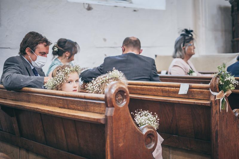 Zoe & George's Wedding