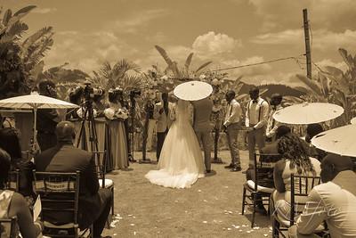 Zuri & Aldaine's Wedding