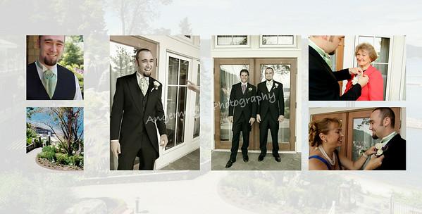 Poets Cove Wedding Album