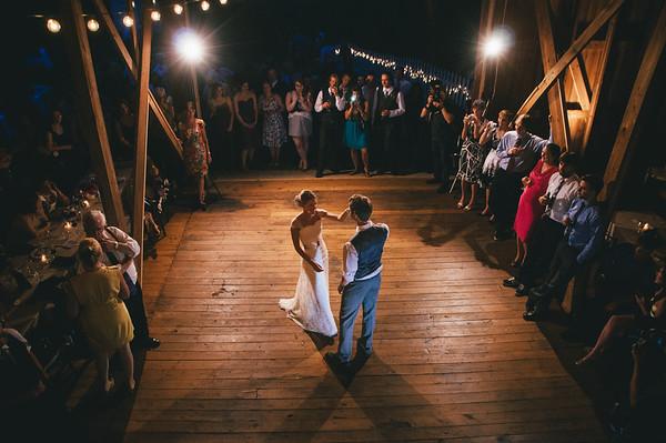 ashley + brent | wedding | white oaks farm, dexter