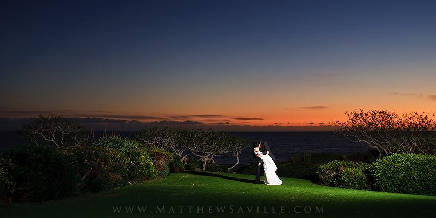 Laguna Beach wedding photo